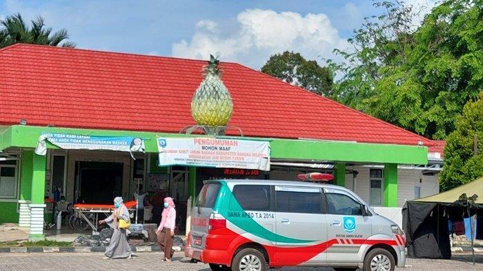 Hari Ini 63 Orang Terkonfirmasi Positif Covid-19 di Bangka Selatan, Didominasi Warga Toboali