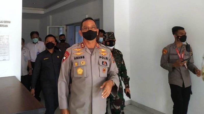 Kapolri Berencana Datangkan ISO Tank Oksigen ke Bangka Belitung