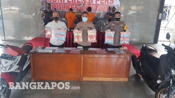 BREAKING NEWS: Polisi Bongkar Jaringan Narkoba, Sabu dan Ekstasi Terungkap