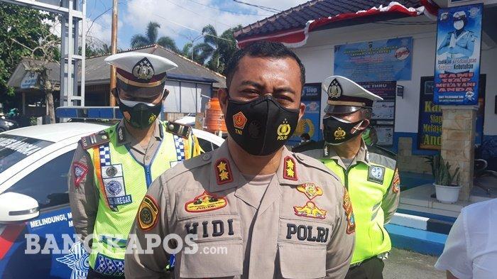 85 Anggota Polres Bangka Terpapar Covid-19, Beberapa Tahanan Juga Sempat Diserang Virus Corona