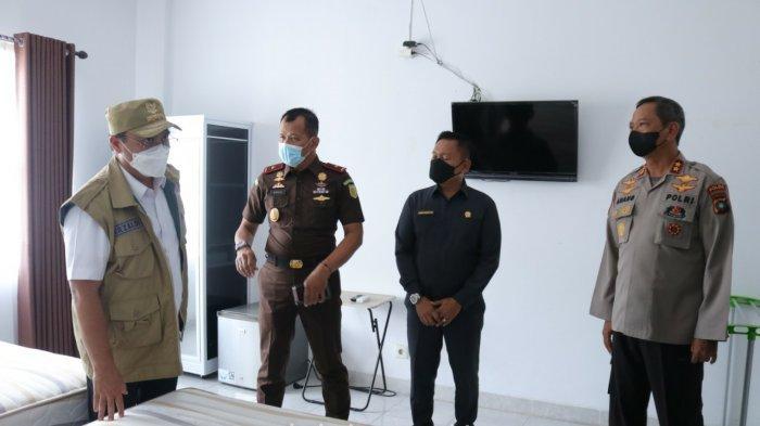 Program Dinsos Bangka Belitung, 2.000 Paket Pangan akan Disalurkan kepada Pasien Covid-19 Isoter