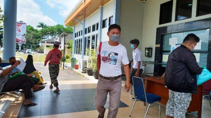 Warga Diminta Pulang, Layanan Disdukcapil Kota Pangaklpinang Dialihkan Online Sampai 9 Agustus
