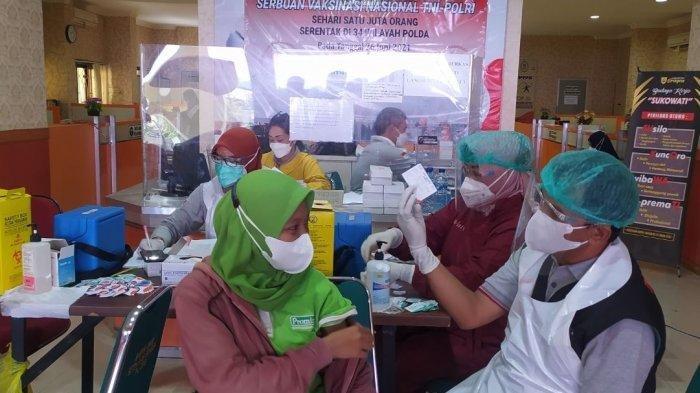 Kemenkes Dorong Percepatan Vaksinasi Covid-19, Masyarakat Rentan dan Tak Punya NIK Bisa Divaksin
