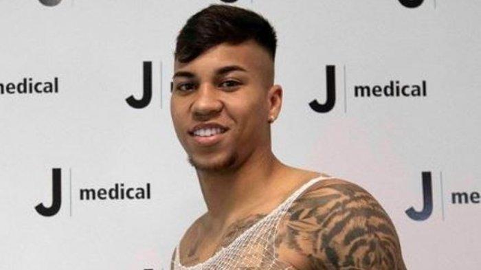 Unggah Video Skilnya, Penyerang Baru Juventus Kaio Jorge Ungkap Cerita Sedihnya