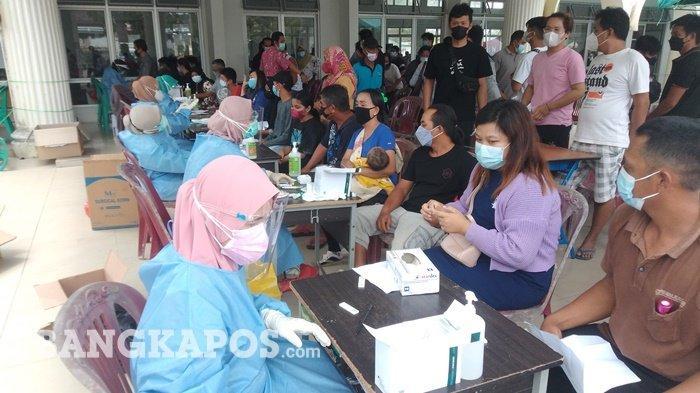 Kabar Gembira, Besok Kabupaten Bangka Buka Lagi Vaksinasi Untuk Masyarakat yang Belum Divaksin