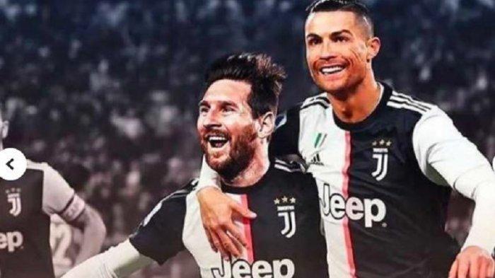 Cristiano Ronaldo, Juventus, PSG dan Tujuan Dunia: antara Sekarang dan Masa Depan