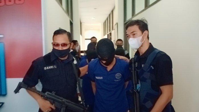 Kasus Gembong Narkoba dari Napi baru 70 Persen, Penyidik Endus Aliran Dana ke Tersangka TPPU Tilung