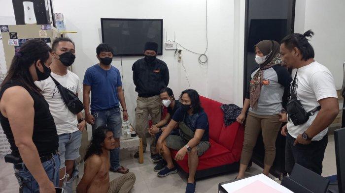 Diduga Tak Terima Dinasihati dan Miliki Dendam, Wiwin Bacok Polisi di Toboali Saat Mabuk