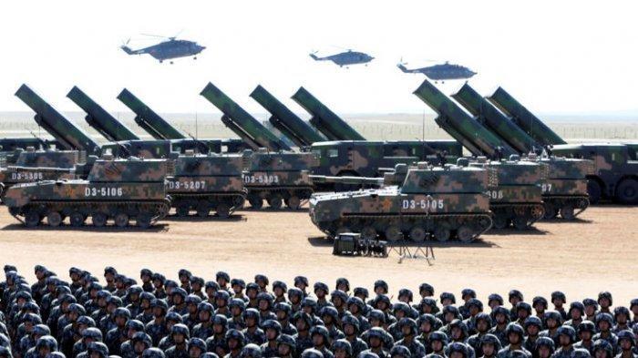 Tak Banyak yang Tau, Amerika dan China Nyaris Perang Awal Tahun Ini, Beruntung Ada Sosok Ini