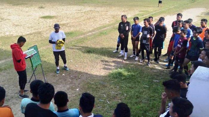 Lapril AS Gembleng 33 Pemain SWN FC di Belinyu, Persiapan Ikut Liga 3 Bangka Belitung