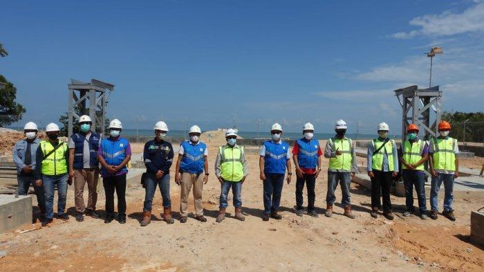 Ditargetkan Selesai Akhir Tahun 2021, Begini Progres Pembangunan Kabel Laut Sumatera-Bangka