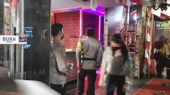 Nekat Beroperasi Meski Masih Status PPKM, Polisi Periksa Empat Karyawan Family Karaoke
