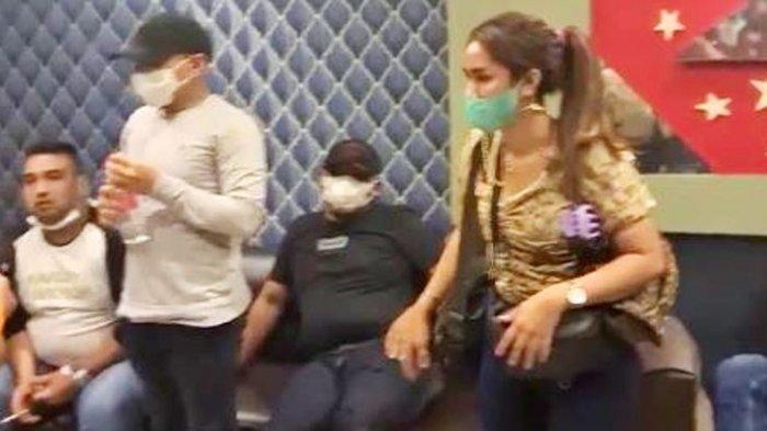 Wanita-wanita Muda ini Dibooking Anggota DPRD Labura untuk Pesta Narkoba di Hotel Kisaran