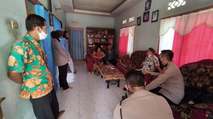 Pembacokan di Tutut, Kapolsek Pemali Bersama Aparat Desa Datangi Dua Pihak Minta Dinginkan Situasi