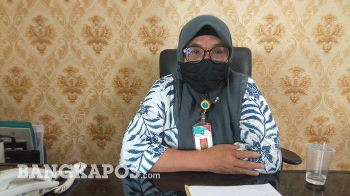 Kepala BKPSDMD Bangka, Baharita.