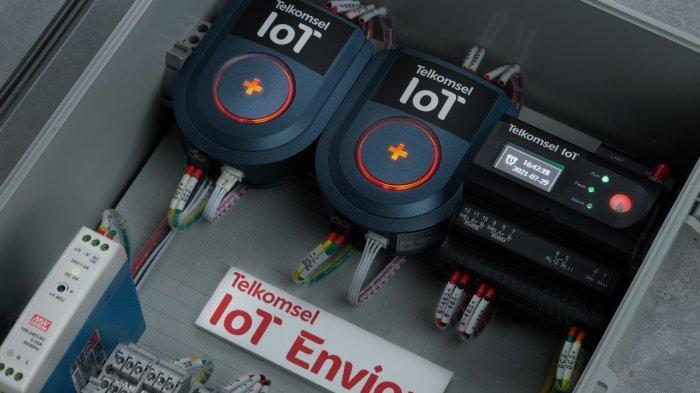Telkomsel Berinovasi Hadirkan Layanan Digital IoT Envion, Kebutuhan Dukungan Data Center Perusahaan.