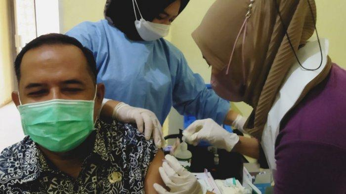 Suntik Booster untuk Nakes Pangkalpinang Masih Rendah, Kadinkes: Timbulkan Gejala Tak Bisa Serentak
