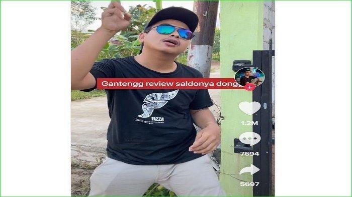 Viral Pemuda Bikin Parodi 'Ganteng Review Saldonya Dong', Bikin Ditjen Pajak RI Turun Tangan