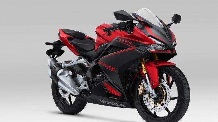Tampilan Baru Honda CBR250RR Semakin Agresif