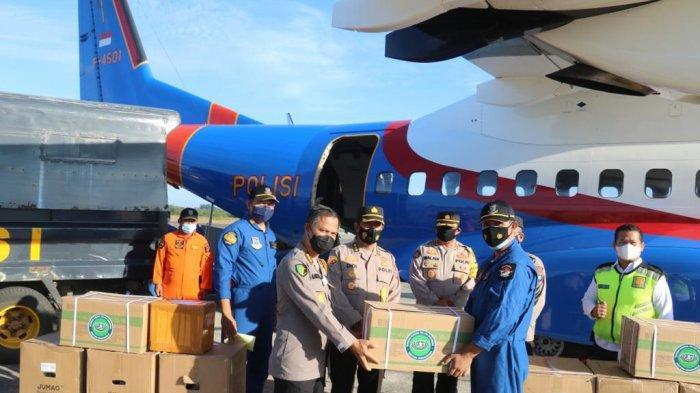 Kapolri dan Panglima Kirim Bantuan ke Bangka Belitung, Pengamanan Jenderal Diperketat