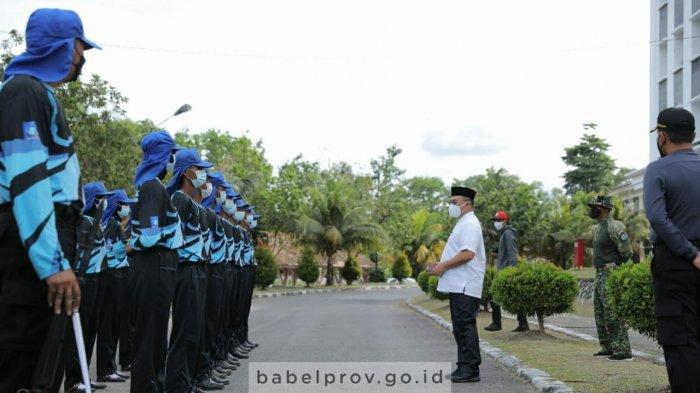 Pesan Gubernur Bangka Belitung: Paskibraka Jangan Percaya 'Jalur Bayar'