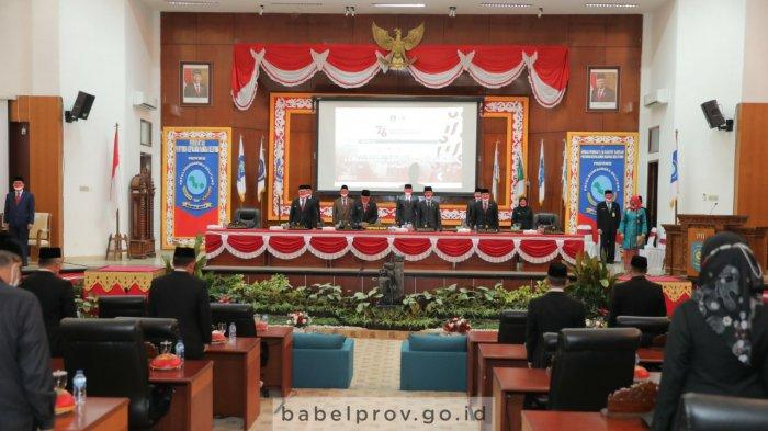 HUT ke-76 Kemerdekaan RI, Presiden Jokowi: Pandemi Menguji, Mengasah, Mengajarkan