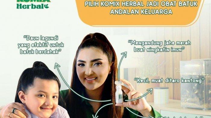 Komix Herbal diproduksi oleh PT. Bintang Toedjoe, salah satu ekspertis obat-obatan herbal ternama di Indonesia. Komix Herbal konsisten hadir untuk masyarakat Indonesia sebagai solusi herbal atasi batuk berdahak.