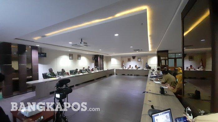 Gubernur Bentuk Lima Satgas untuk Penanganan Covid-19 di Bangka Belitung, Begini Strateginya