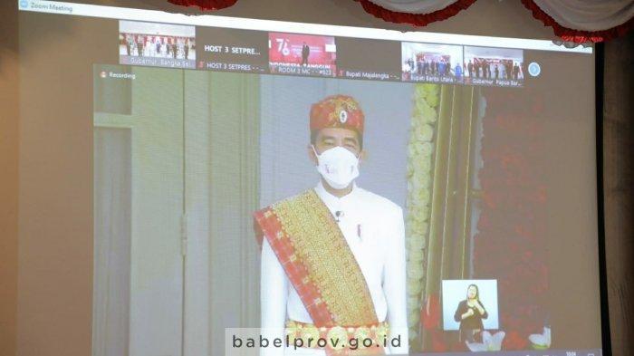 Makna Indonesia Tangguh Indonesia Tumbuh di Mata Gubernur Erzaldi