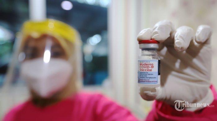 Inilah Efek Samping Usai Disuntik Vaksin Moderna, Begini Cara Mudah Mengatasinya