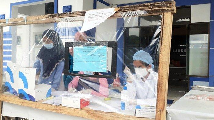 Tes PCR di Labkesda Bangka Belitung Kini Hanya Rp500 Ribu, Per Hari Dibatasi 100 Sampel