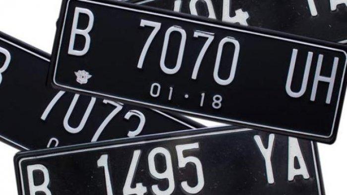 Buruan ke Samsat, Beberapa Wilayah Ganti Kode Pelat Nomor Kendaraan hingga Ada yang Pemutihan Pajak