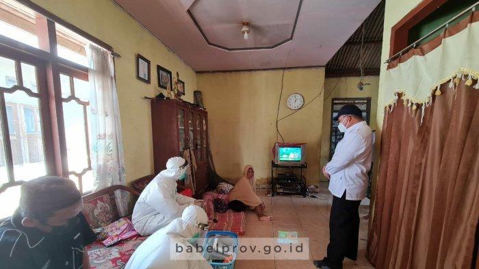 Gubernur Bangka Belitung Erzaldi Rosman Tegaskan Pentingnya Tracing, Testing dan Isoman