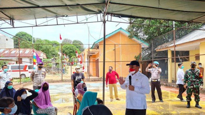 Masyarakat Bangka Selatan Antusias Ikut Vaksinasi