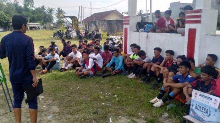 SWN FC Datangkan 3 Striker dari Belitung, Siap Gelar Dua Pertandingan Eksebisi di Stadion Orom