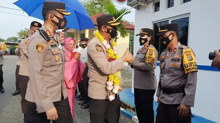 AKBP Dwi Budi Murtiono Resmi Jabat Kapolres Pangkalpinang,AKBP Tris Lesmana Pindah Tugas Ke Belitung
