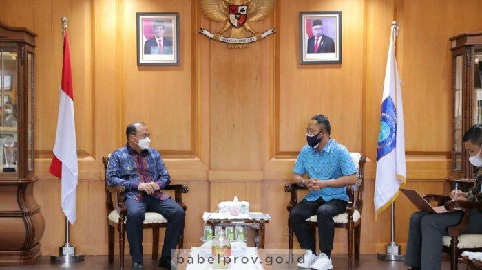 Pastikan Bangka Belitung dapat Manfaat, Gubernur Restui AA PowerLink Lintasi Wilayahnya