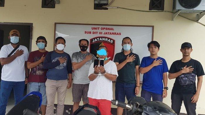 Lima Kali Dibui, Tak Membuat Residivis Ini Kapok, Kembali Mencuri, Ditangkap Jatanras Polda Babel