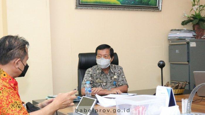 Pemerintah Perkuat Gerakan Solidaritas Nasional Penanganan Covid-19
