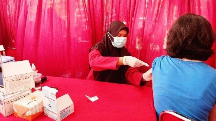 Masyarakat Umum di Kota Pangkalpinang Sudah Bisa Dapatkan Vaksin Moderna, Tersedia 10.640 Dosis