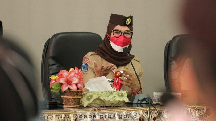 Semangat Pramuka Garuda di Bangka Belitung Harus Terus Berkobar