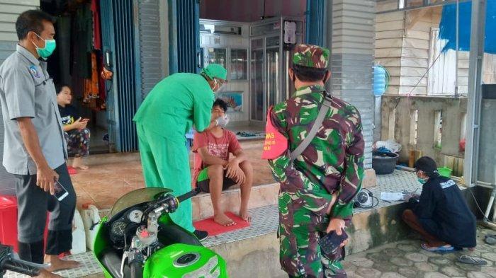 Gelar Tracking Selama Dua Hari di Tanjung Labu, 30 Warga Dirapid, Satu di antaranya Positif Covid-19