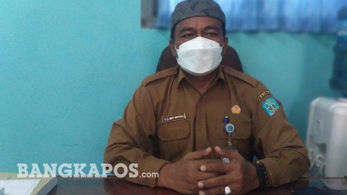 Kabupaten Bangka Berstatus PPKM Level 4, Pemkab Gencarkan Vaksinasi Covid-19 Hingga Razia Yustisi