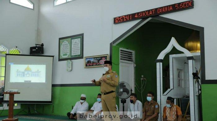Erzaldi: Jadikan Masjid untuk Kemaslahatan Umat