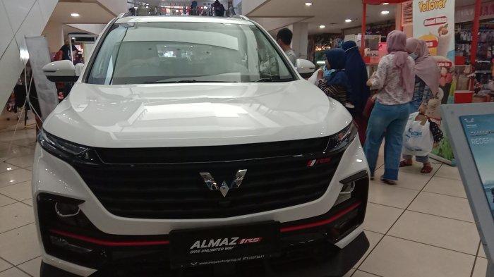 Almaz RS Produk Andalan Wuling di Bangka Belitung