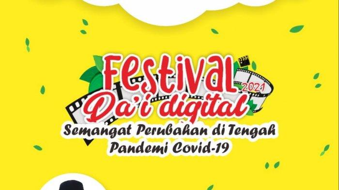 Menebar Dakwah Milenial melalui Media Digital, Ikadi Belitung Adakan Festival Dai Digital