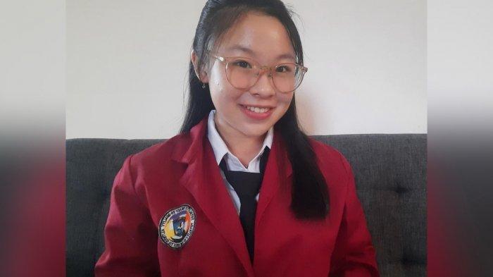 Gaby Wakili Bangka Belitung dalam Ajang Parlemen Remaja 2021 tingkat Nasional