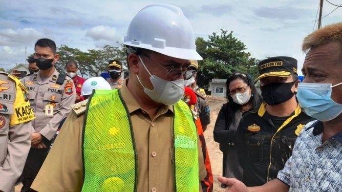 Gubernur Bangka Belitung Lakukan Peletakan Batu Pertama Pembangunan Ponpes Tahfidzul Quran Al-Masyur