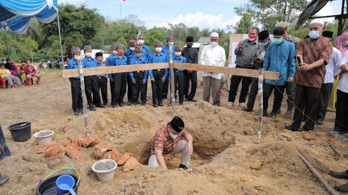 Gubernur Bangka Belitung Terus Dukung Pembangunan Fasilitas Keagamaan