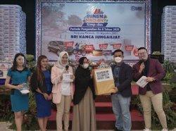 Panen Hadiah Simpedes, Sanjaya Raih Hadiah Utama Mobil Suzuki Ertiga